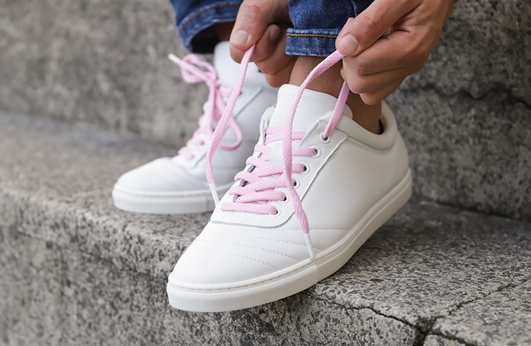 Tylaces White/Light Rose