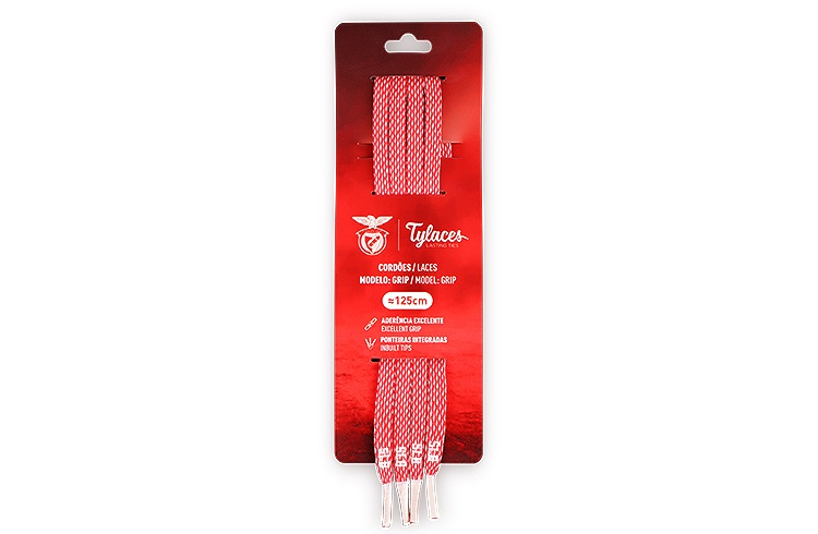 Tylaces White/Red